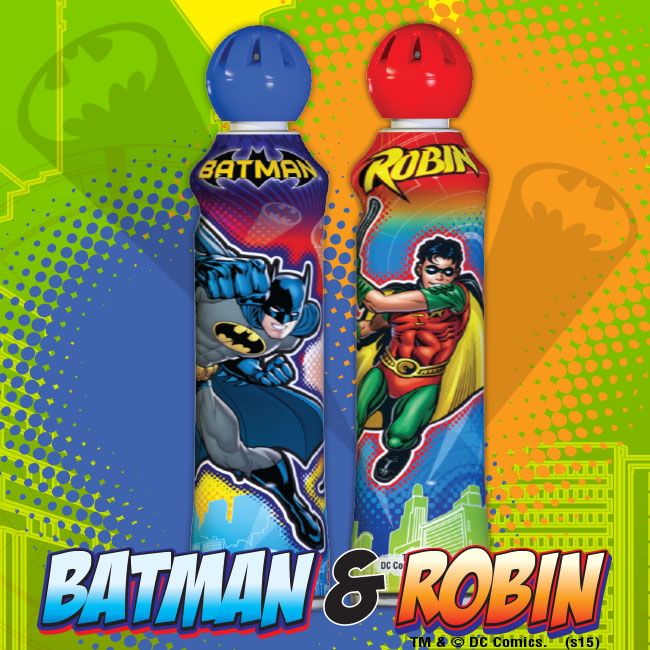 Batman and Robin Mini
