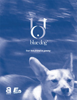 blue dog Catalogue