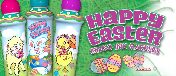 Happy Easter Ink