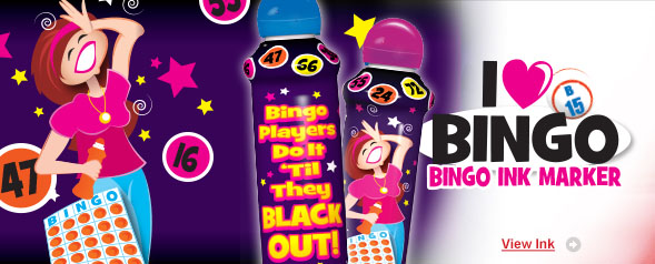 I love Bingo, Black Out